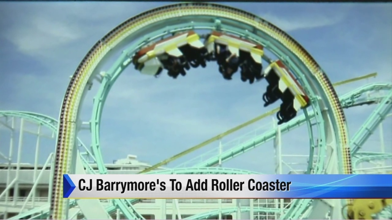C J Barrymore S To Bring Roller Coaster To Clinton Township