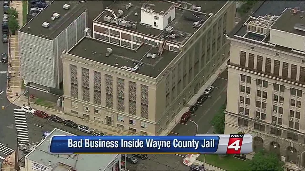 Auditor General's report: Wayne County Jail commissary money