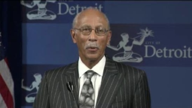 Detroit Mayor Dave Bing on EFM appeal