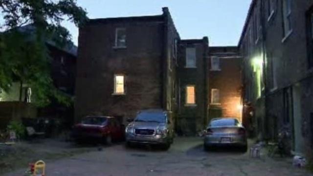 Detroit building where Westland teen's car was found