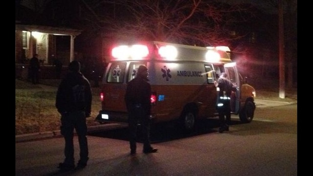 Detroit shooting private EMS