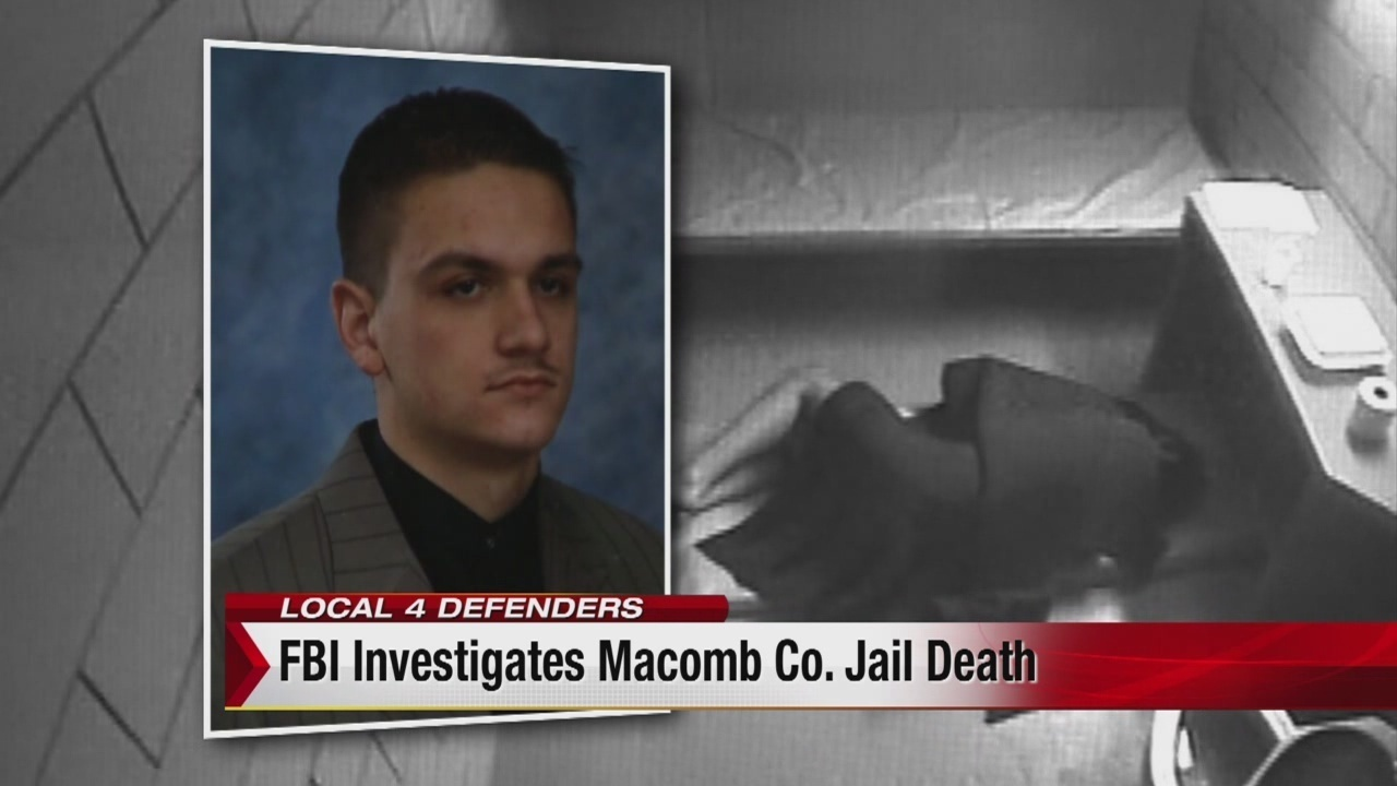 FBI investigating Macomb County Jail inmate's death