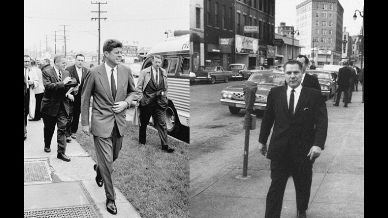 The Other Mystery: Was Jimmy Hoffa involved in John F. Kennedy's assassination?