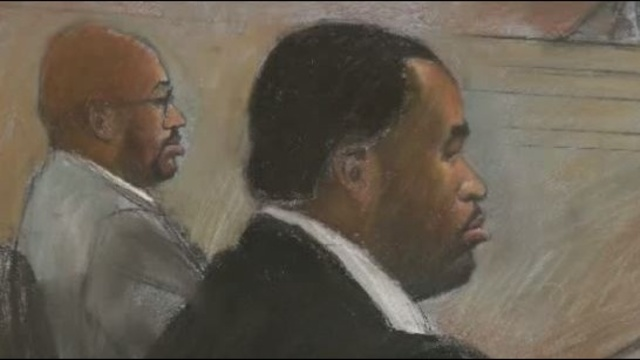Kwame Kilpatrick and Bobby Ferguson on trial