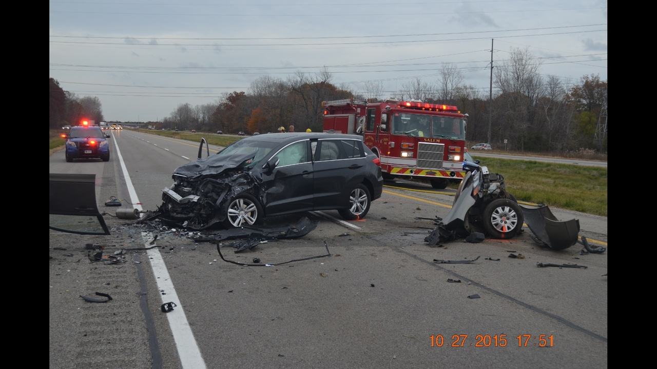 West Bloomfield Man Killed In Crash On M 14
