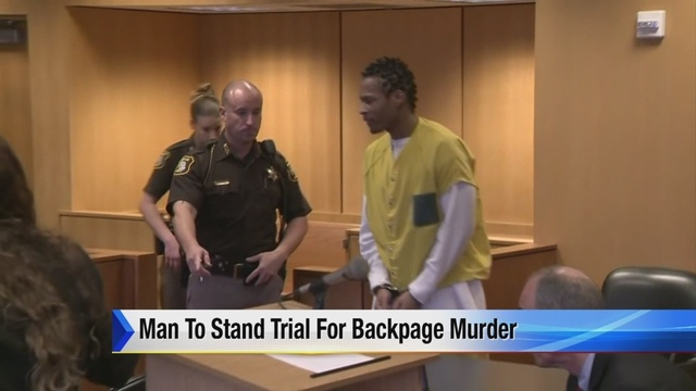 Video Thumbnail For Man To Stand Trial For Backpage Murder
