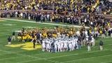 LIVE SCORE UPDATES: Michigan vs. Michigan State football game