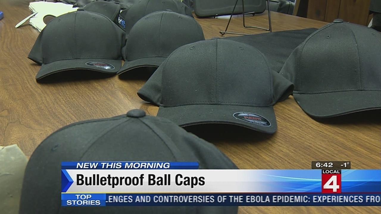 f3047ca2ae7 Metro Detroiter designs bulletproof hat