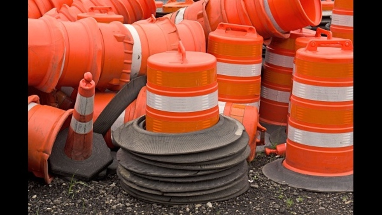 Mdot Has List Of Road Construction Closures This Weekend In