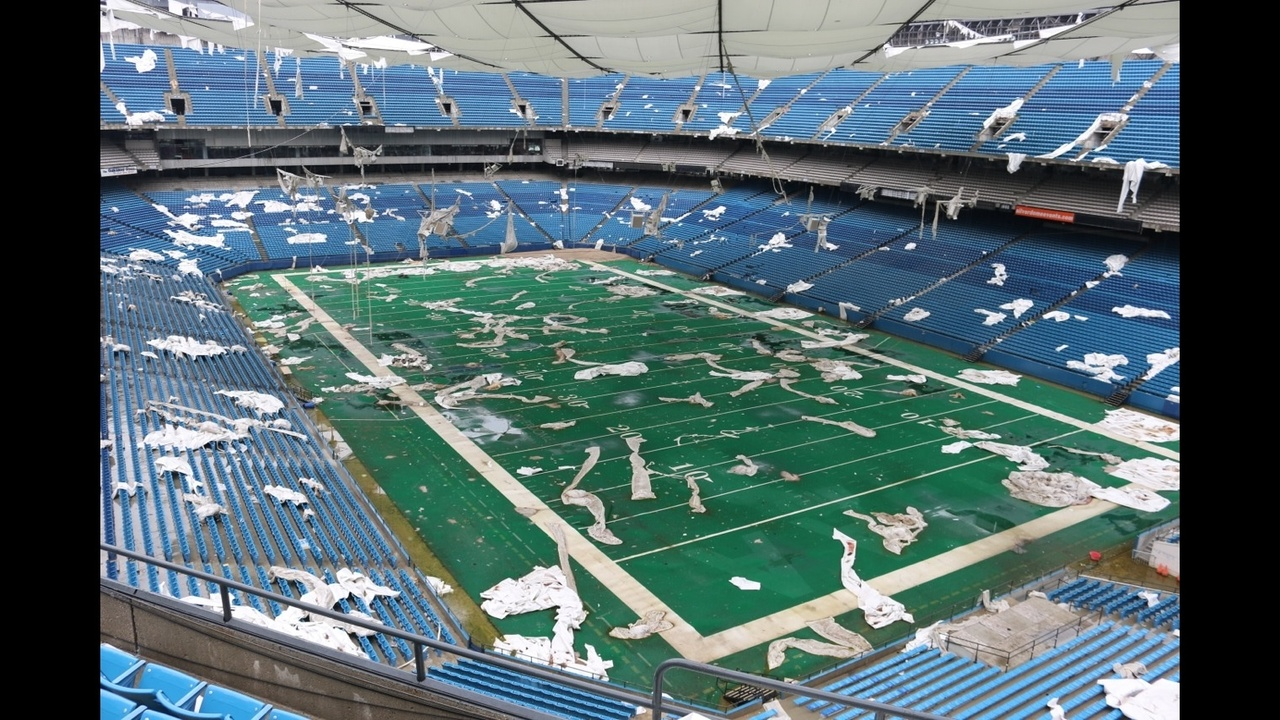 Silverdome To Be Demolished