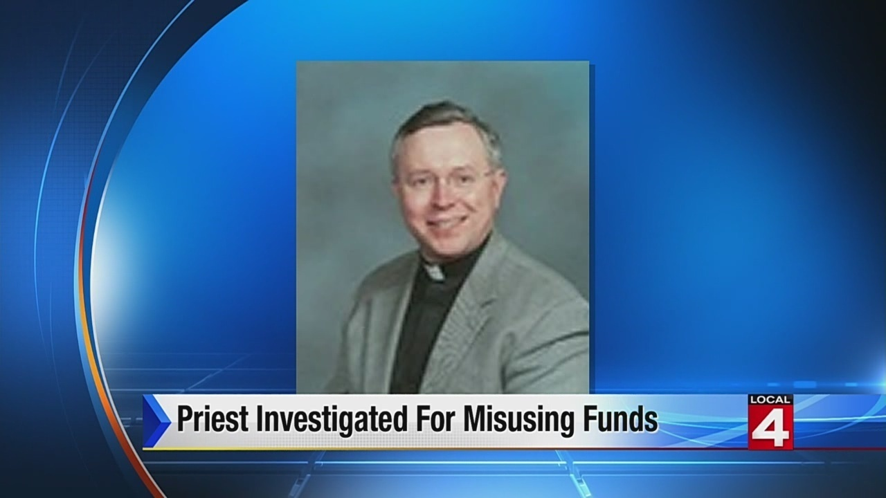 Plymouth Priest Removed From St Kenneth Parish