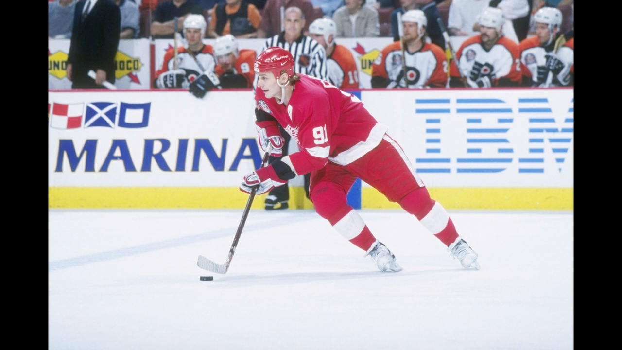 Nhl S 100 Greatest Players Is Reminder Sergei Fedorov S No