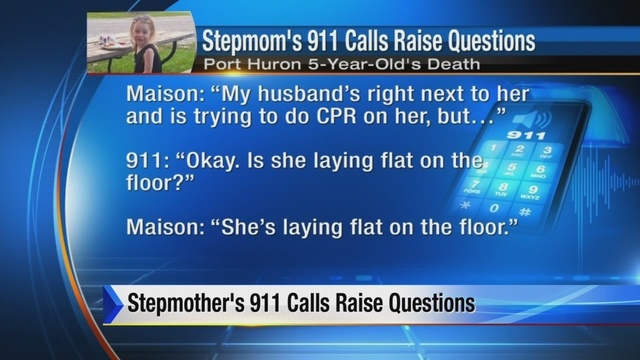 911 Calls Raise Questions In 5 Year Olds Death