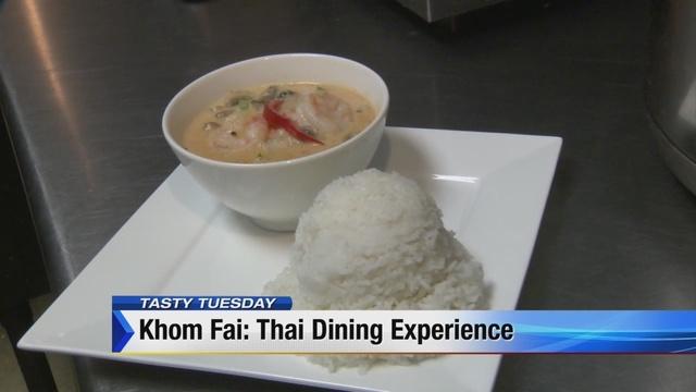 Tasty Tuesday: Khom Fai