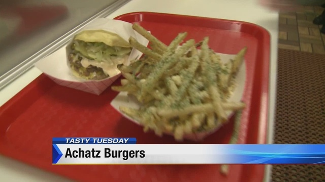 Tasty Tuesday: Achatz Burgers