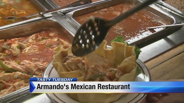 Tasty Tuesday: Armando's Mexican
