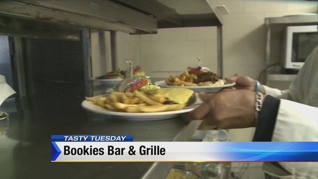 Tasty Tuesday: Bookies Bar & Grille
