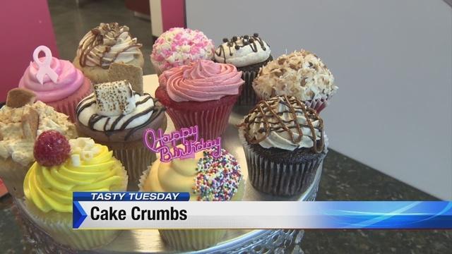 Tasty Tuesday: Cake Crumbs