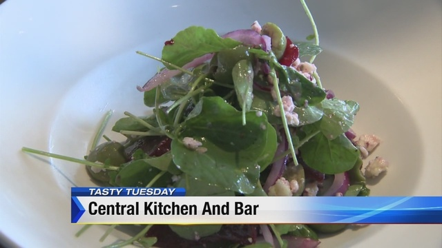 Tasty Tuesday: Central Kitchen & Bar