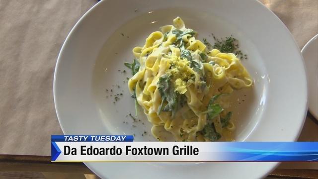 Tasty Tuesday: Da Edoardo Foxtown Grille