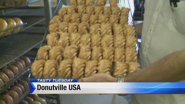 Tasty Tuesday: Donutville USA