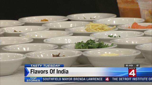 Tasty Tuesday: Flavors of India