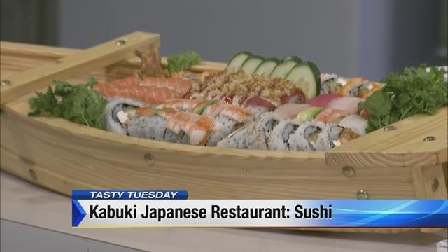 Tasty Tuesday: Kabuki Sushi