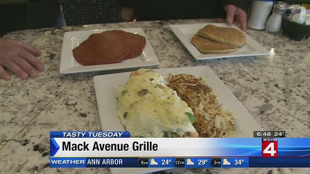 Tasty Tuesday: Mack Avenue Grille
