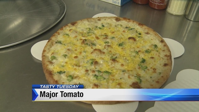 Tasty Tuesday: Major Tomato