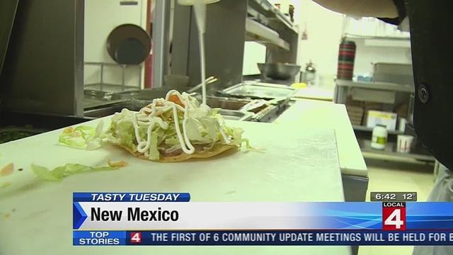 Tasty Tuesday: New Mexico