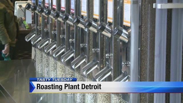 Tasty Tuesday: Roasting Plant Detroit