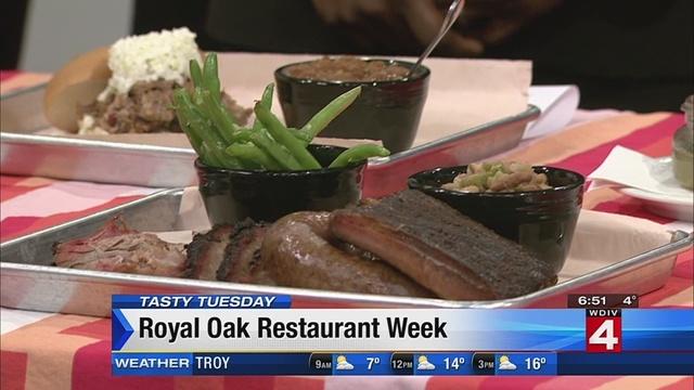 Tasty Tuesday: Royal Oak Restaurant Week