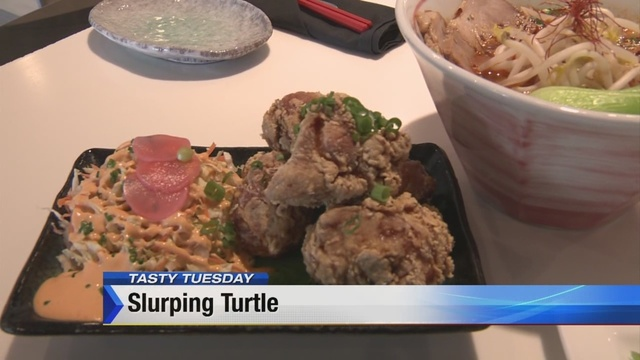 Tasty Tuesday: The Slurping Turtle in Ann Arbor