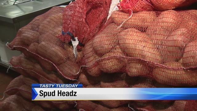 Tasty Tuesday: Spud Headz