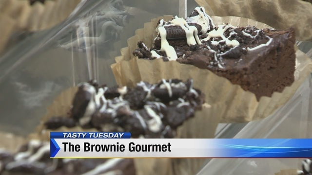 Tasty Tuesday: The Brownie Gourmet