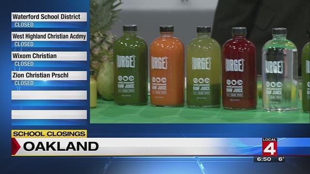 Tasty Tuesday: Urge Juice