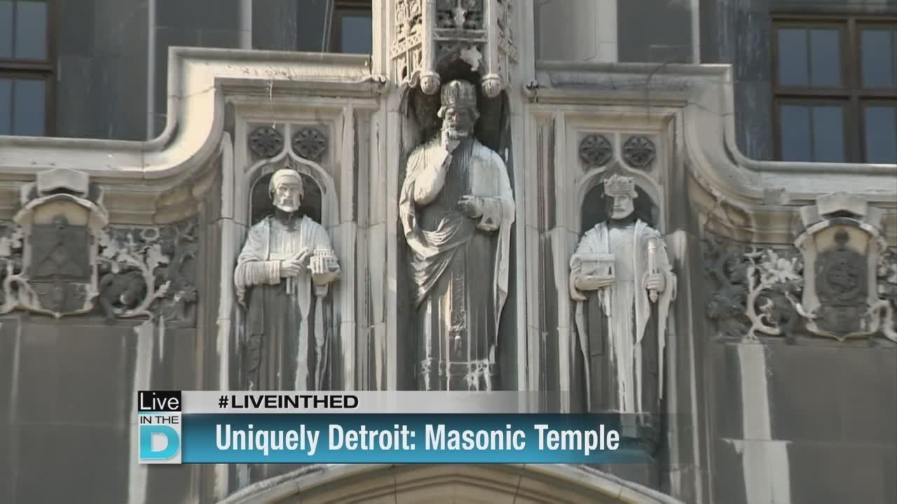 Uniquely Detroit: Masonic Temple