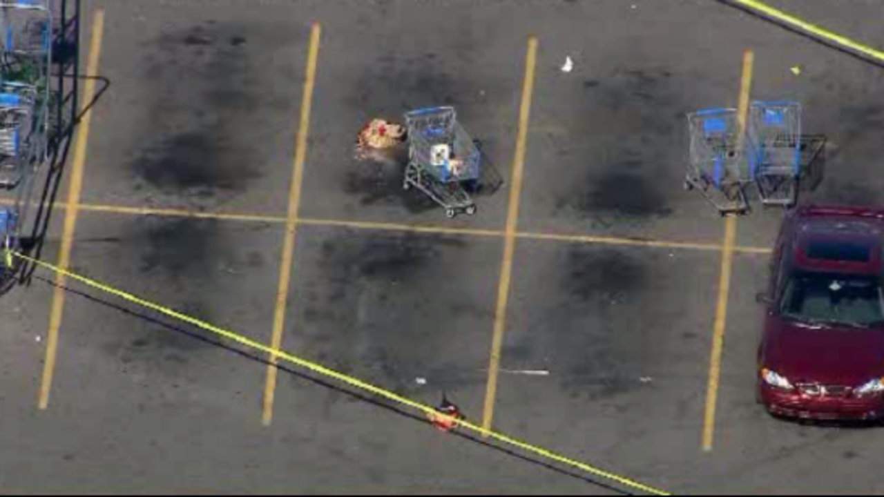 All Clear Issued At Roseville Walmart After Bomb Threat