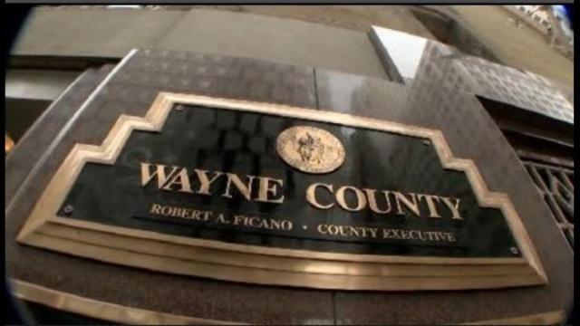 Wayne County sign