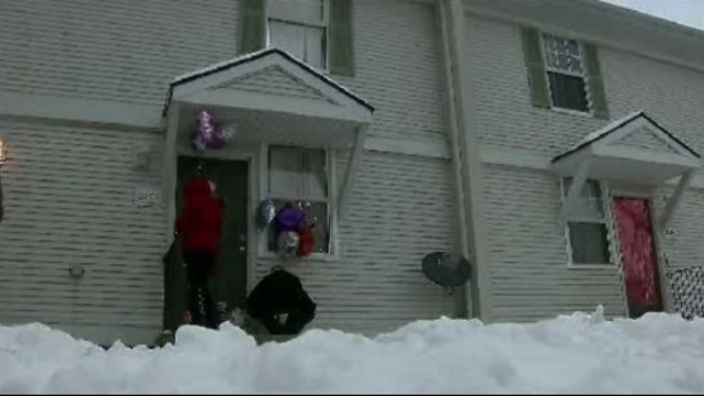 8 year old girl stabbed to death Detroit
