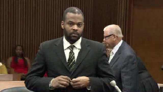 Alvin Conwell in court
