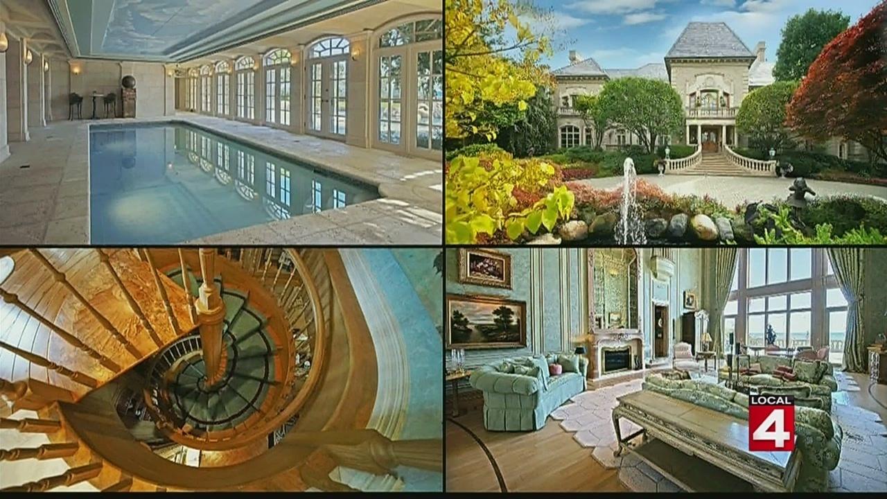 Art Van Elslander Mansion Goes To Auction