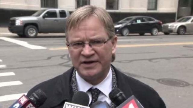 Attorney Mike Rataj upset over hear-say_17836084