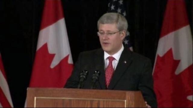 Canadian Prime Minister Stephen Harper_15119872