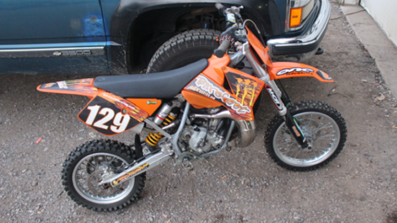 Charges Issued In Macomb Township Dirt Bike Incident Involving