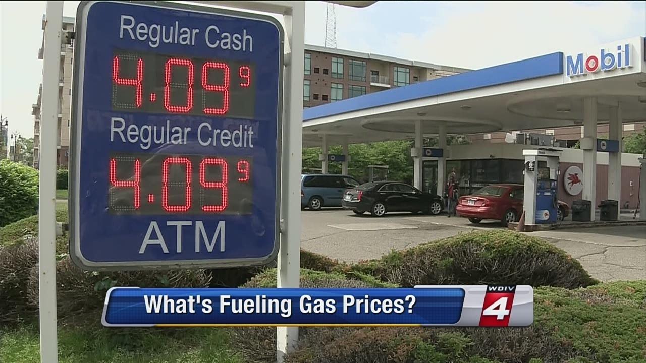 Detroit Gas Prices >> Gas Prices Jump In Metro Detroit