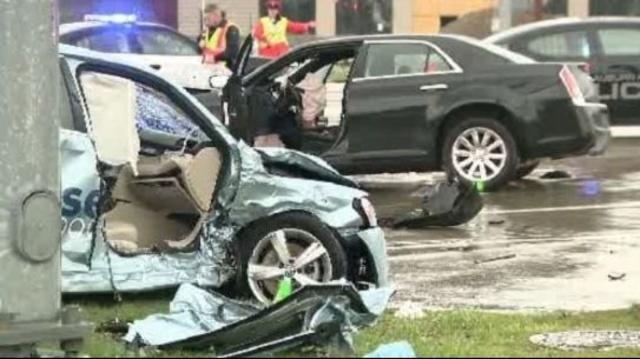 L Brooks Patterson crash 1