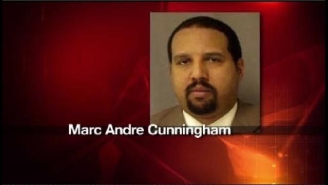 Marc Andre Cunningham