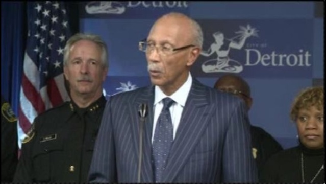 Detroit Mayor Dave Bing_17332868