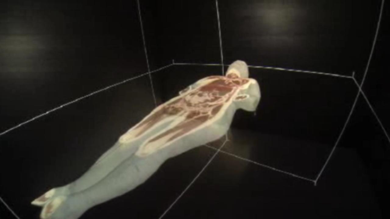 University Of Michigan 3d Lab Bringing Virtual Reality To